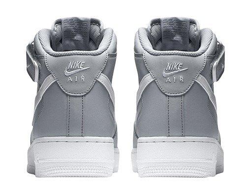Purchase Best Men Women Nike Air Force 1 Mid 07 Suede Black