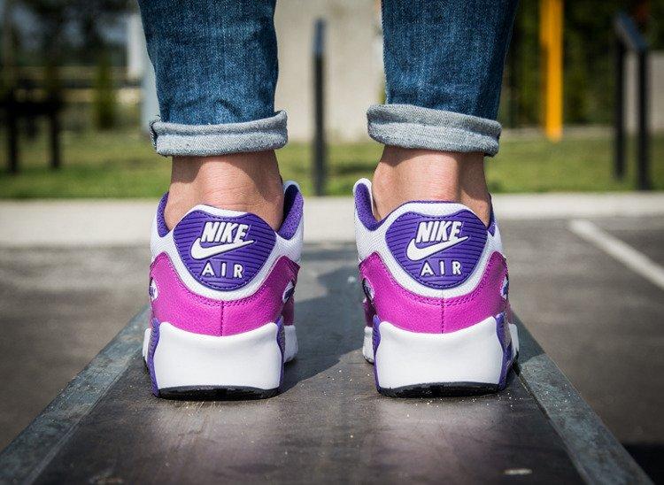 Nike Air Max 90 Mesh GS 833340 105 Basketo.pl