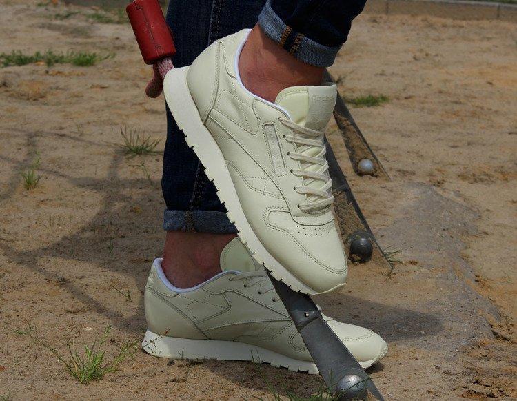 Buty damskie sneakersy Reebok Classic Leather Pastels BD2772