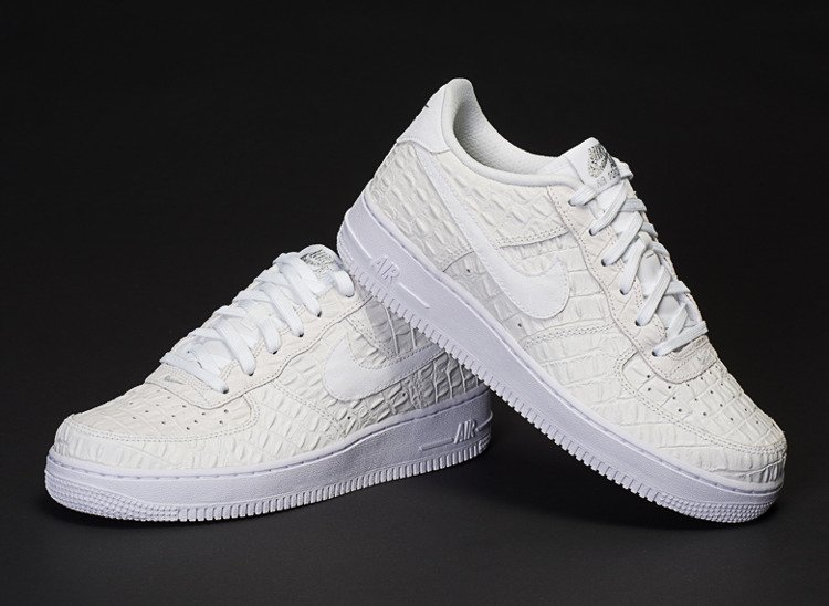 nike air force 1 low crodille
